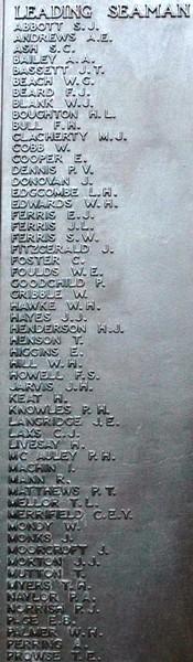 War Memorial FACE - 11b