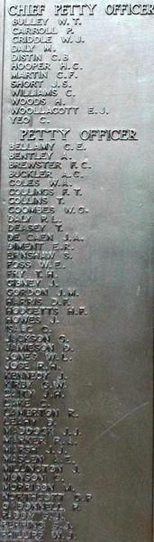 War Memorial FACE - 11c
