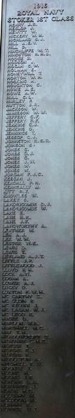 War Memorial FACE - 16a