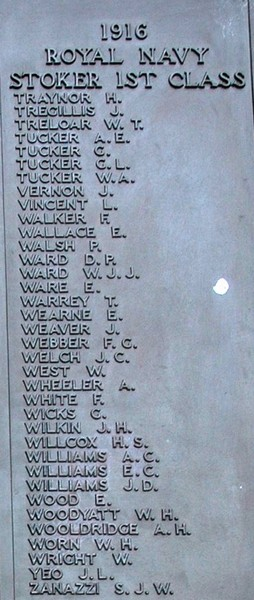 War Memorial FACE - 16c