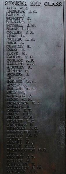 War Memorial FACE - 16d