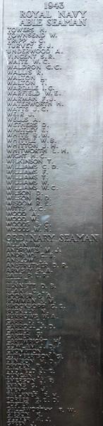 War Memorial FACE - 80b