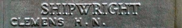 War Memorial FACE - 96b
