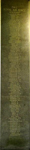 War Memorial FACE - 84