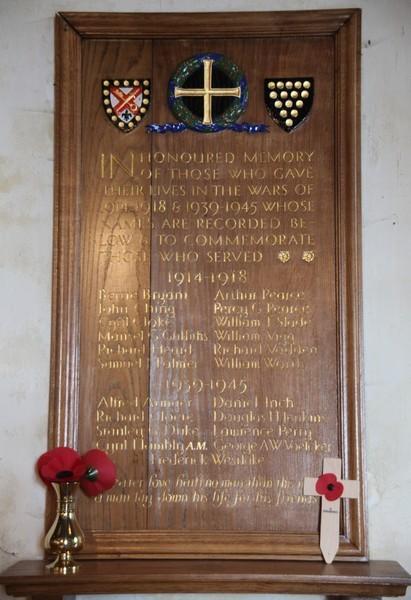 Parish Church Memorial -