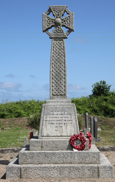 War Memorial - Geofferey Burridge BUSE