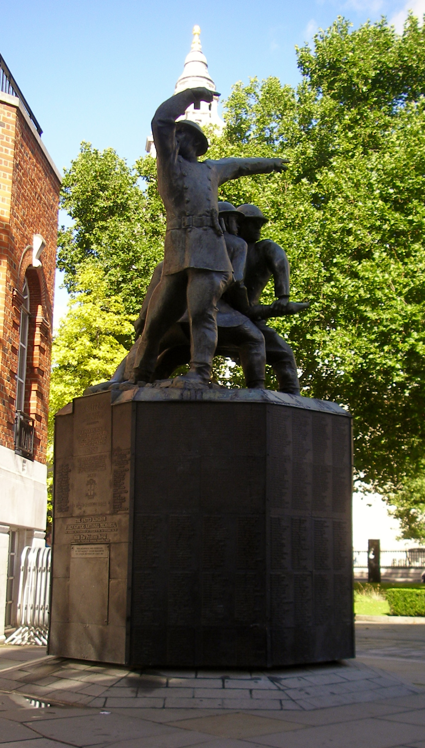 War Memorial - Charles PUCKEY